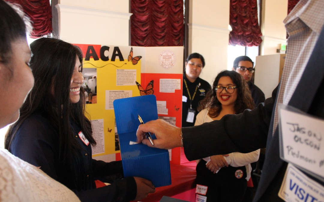 Action Civics LA empowers young generation to participate in local communities