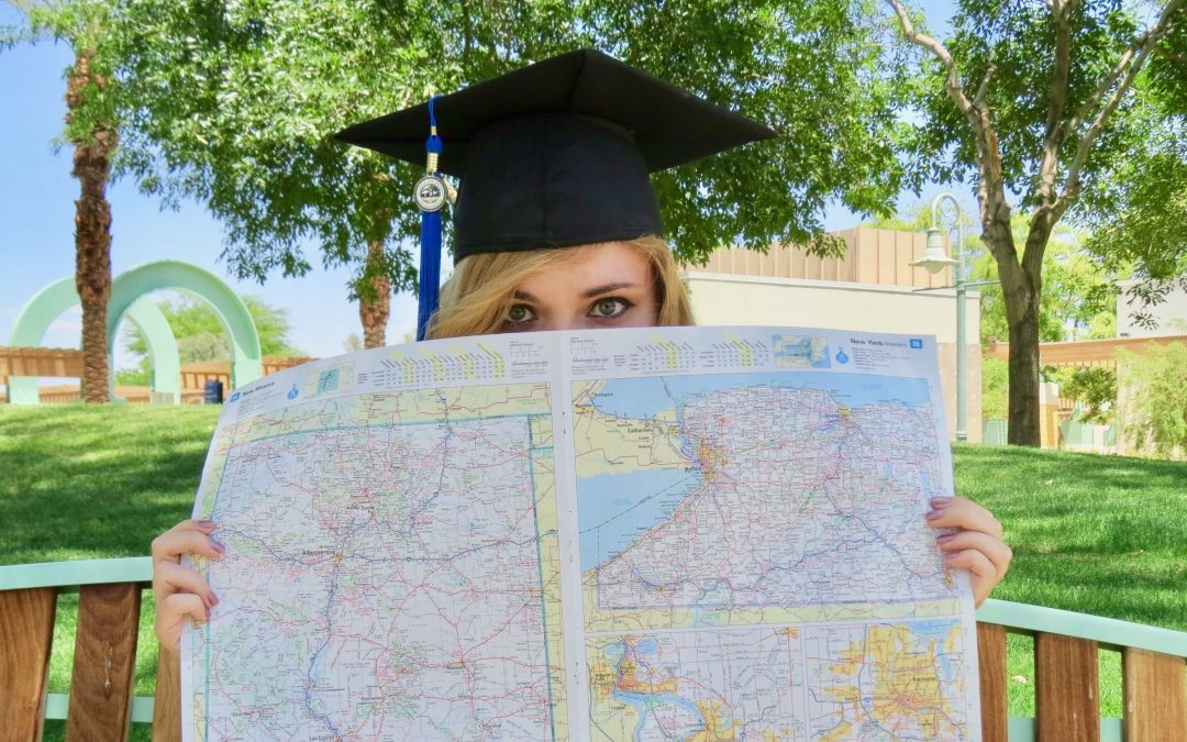 Finding your way at a post-graduation crossroads