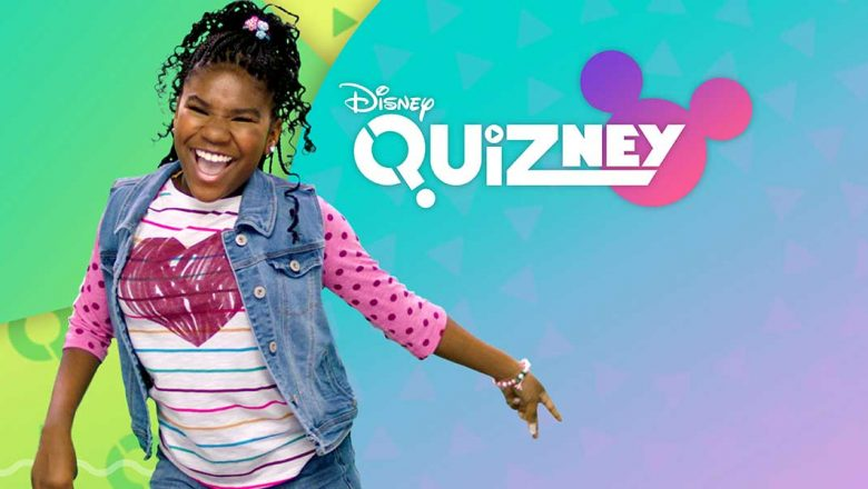 Trinitee Stokes Hosts Disney Channel's First Live Game Show