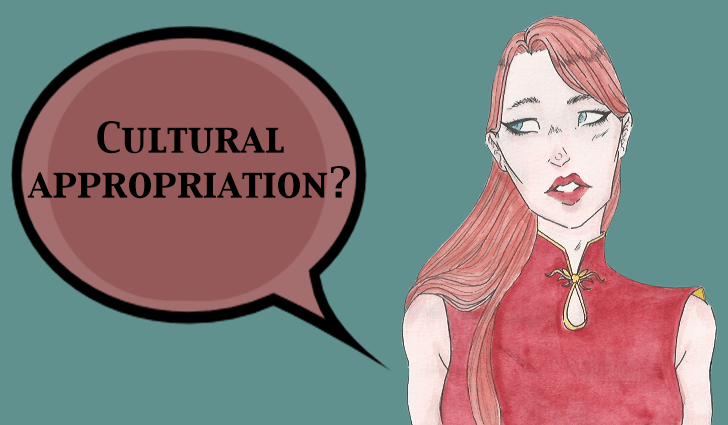 Are you culturally appropriating?