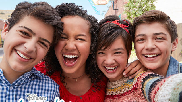 Opinion: The new Disney Channel is incredibly progressive — 'Coop & Cami Ask the World', 'Andi Mack' and 'Raven's Home'