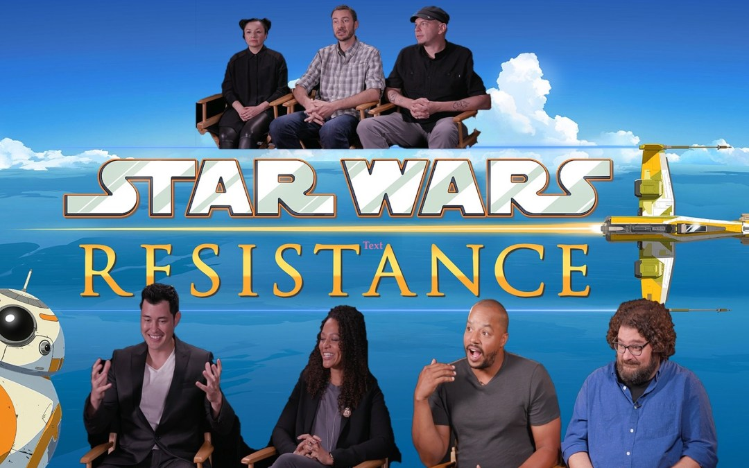 Star Wars Resistance: An entirely unique chapter in the ever-growing saga