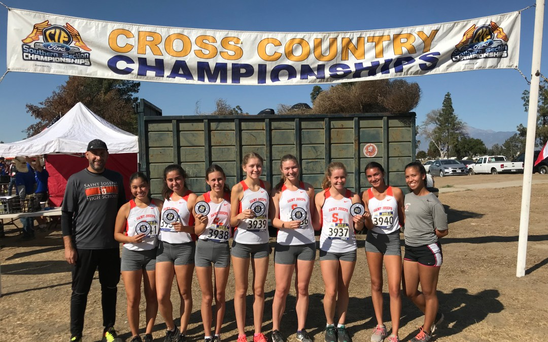 A reflection on my cross country season: breaking records