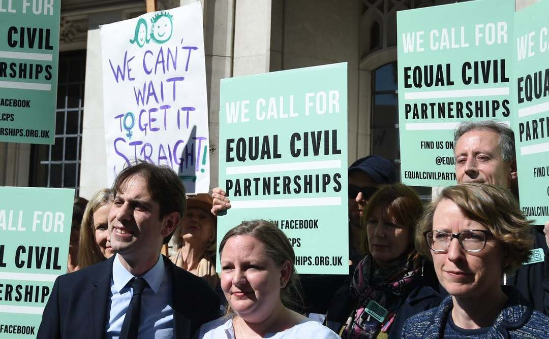 Opinion: Civil partnerships are ideal for some Americans