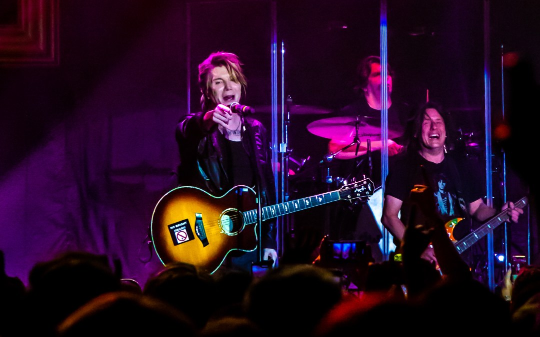 Concert Review: Goo Goo Dolls 20th anniversary of 'Dizzy Up the Girl'