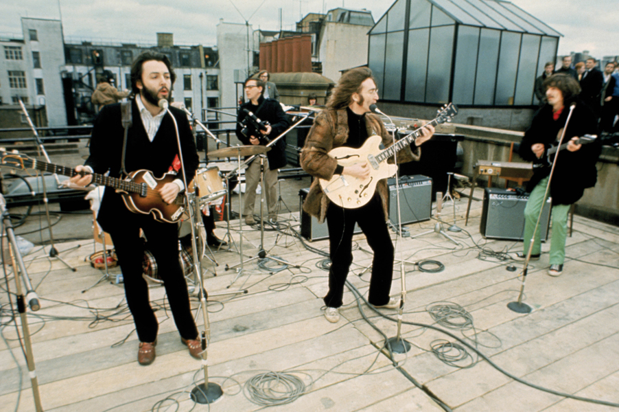Looking back at The Beatles 50 years later
