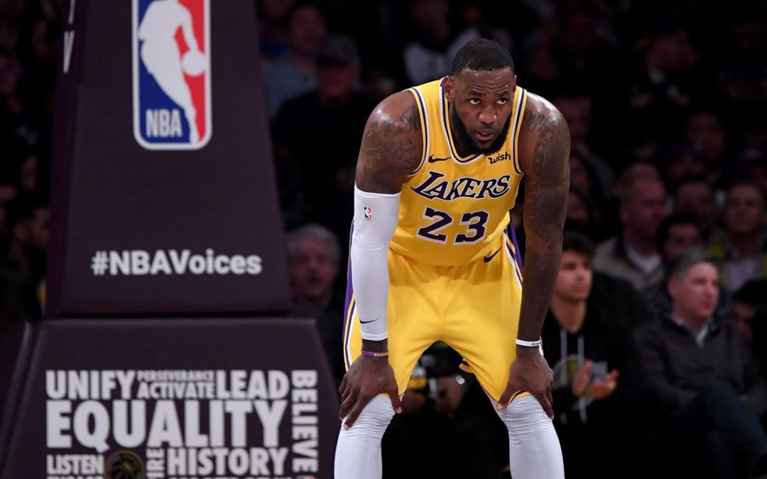 Can LeBron James lead another team to a championship?