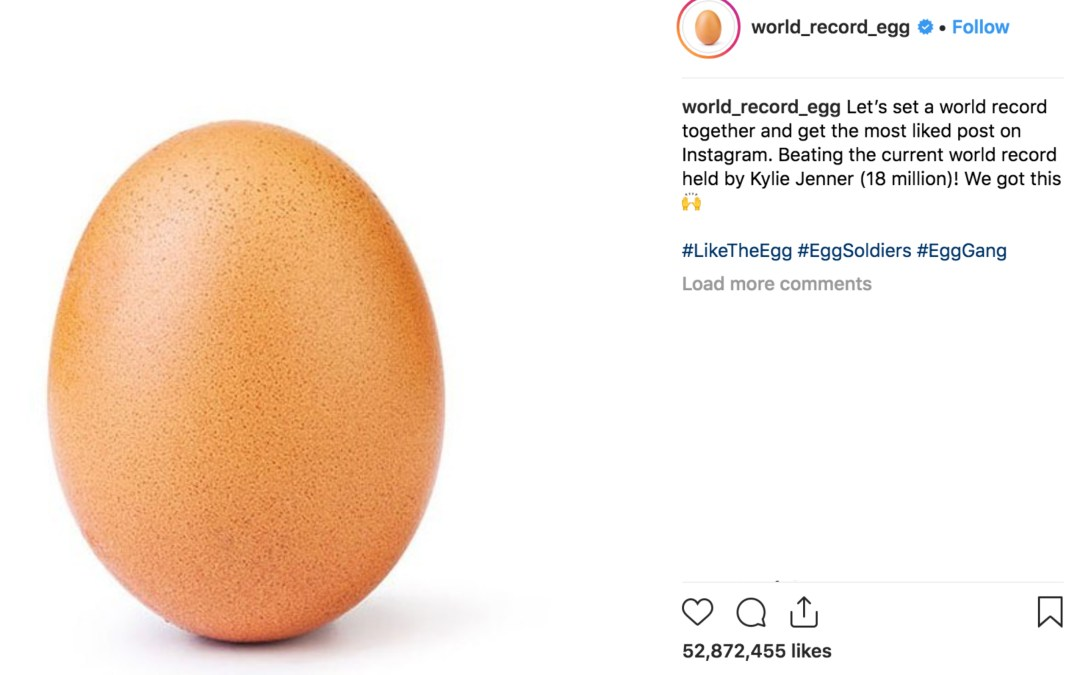 Opinion: 'Eggstatic' — The world needed a leader and the World Record Egg answered