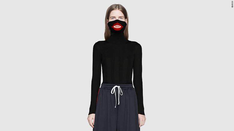 Opinion: Designer fashion shows its true colors by incorporating blackface into designs