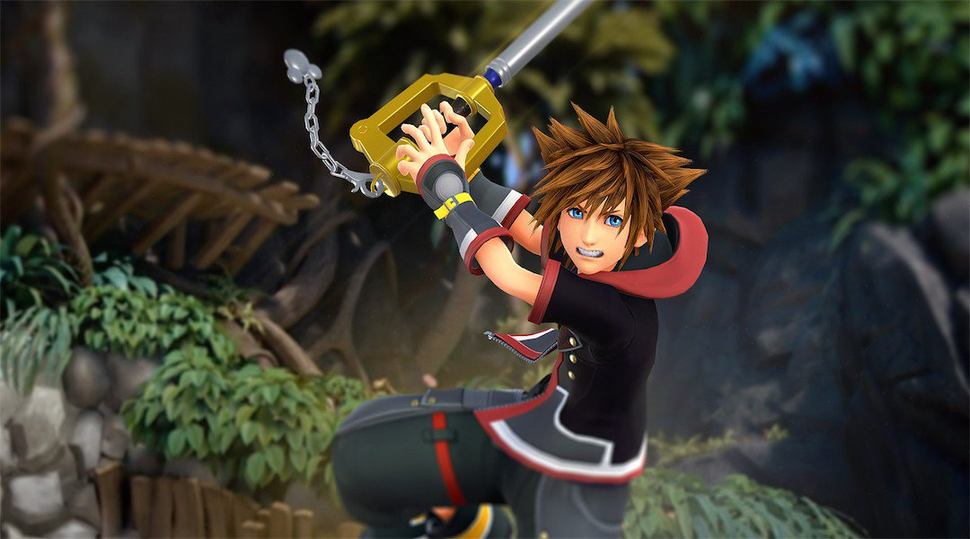 Third video game in 'Kingdom Hearts' trilogy blends Final Fantasy and Disney