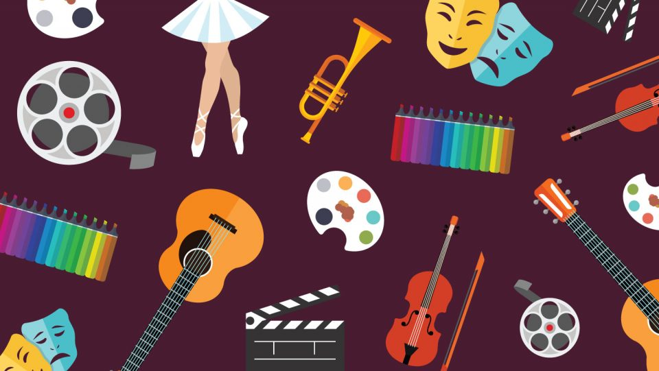 Opinion: The arts are just as important as sports
