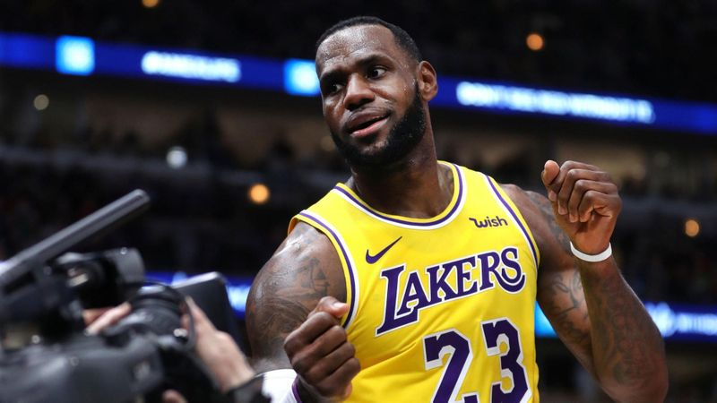 The Lakers disappointing season despite young team