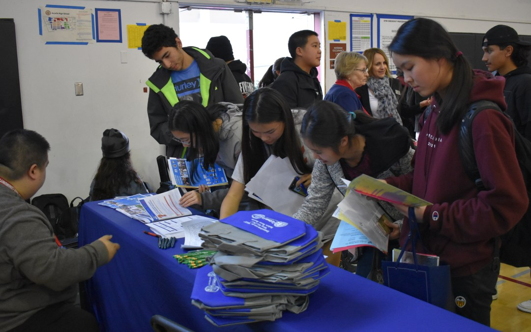 Arcadia's Internship and Job Fair brings unique opportunities for students
