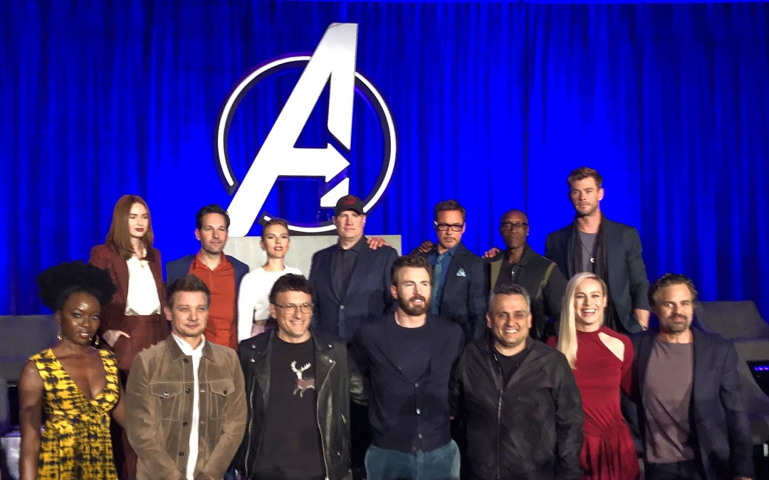 'Avengers: Endgame' cast's thoughts on the Marvel Cinematic Universe's 'grand mosaic'