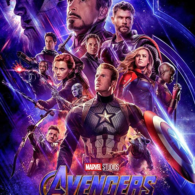 Marvel Cinematic Universe's riveting conclusion in a series of 22 films: 'Avengers: Endgame'