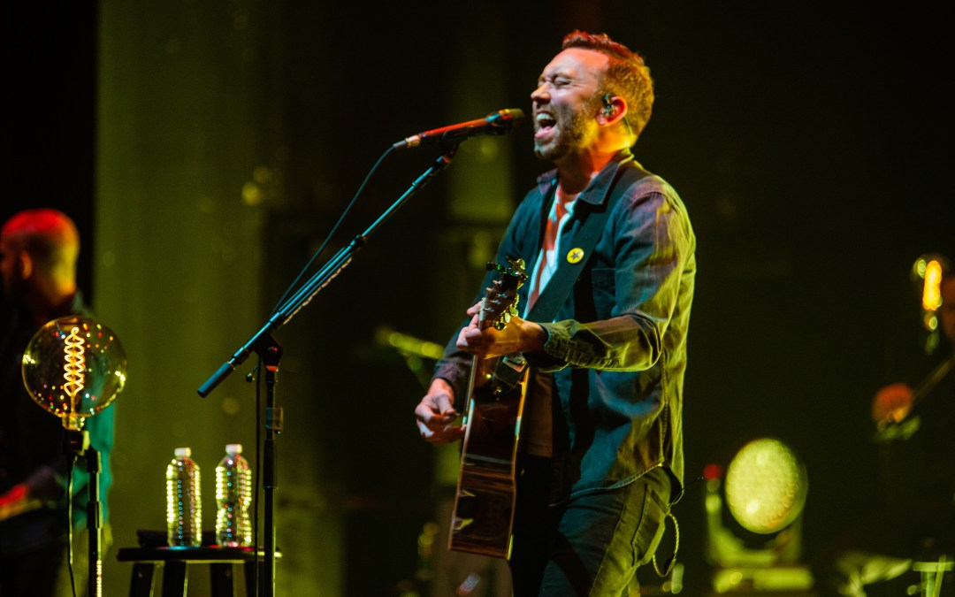 Songs and storytelling: Rise Against's acoustic performance of 'The Ghost Note Symphonies, Vol. 1' in Downtown L.A.