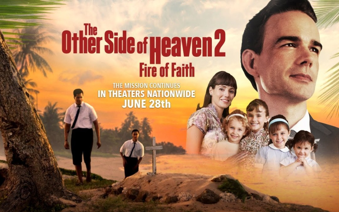 'The Other Side of Heaven 2: Fire and Faith' Director Mitch Davis aims to unite people and inspire faith