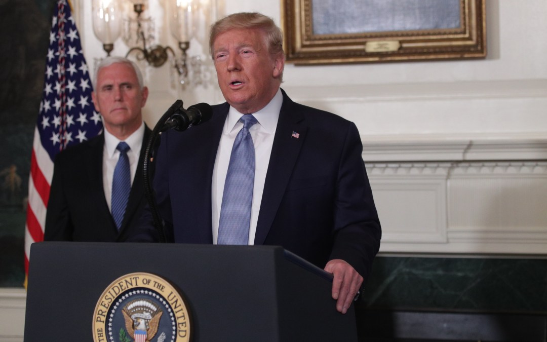 Opinion: Don't blame Trump for mass shootings