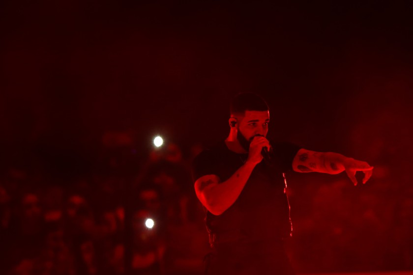 Concert Review: Drake reimagines passion in Oakland