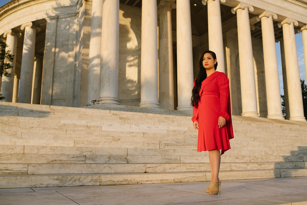 Nobel Peace Prize nominee and Rise CEO Amanda Nguyen is revolutionizing how people define justice