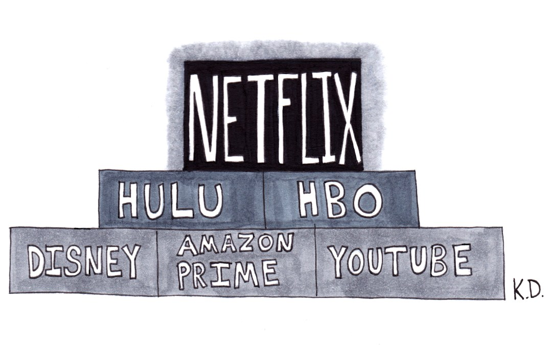 Opinion: Netflix loses audiences with lack of new content