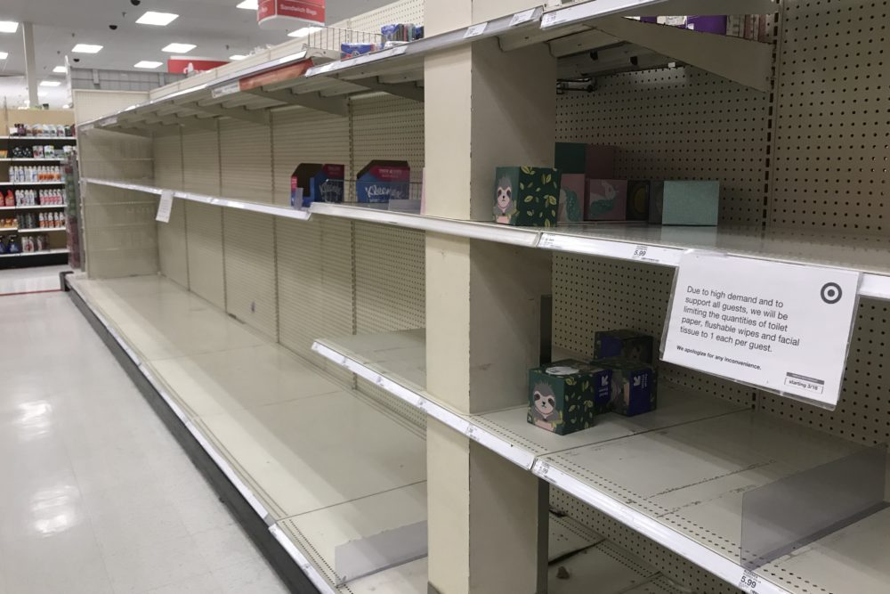 Opinion: Stop hoarding supplies