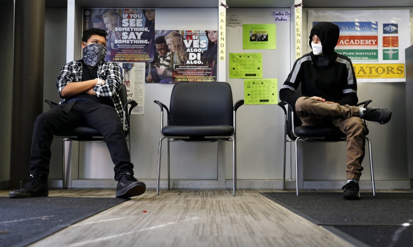 Opinion: Teens are reacting differently to quarantine