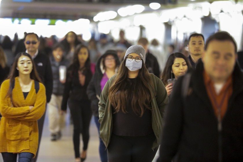 Coronavirus xenophobia: Asian Americans experience racism, blamed for outbreak