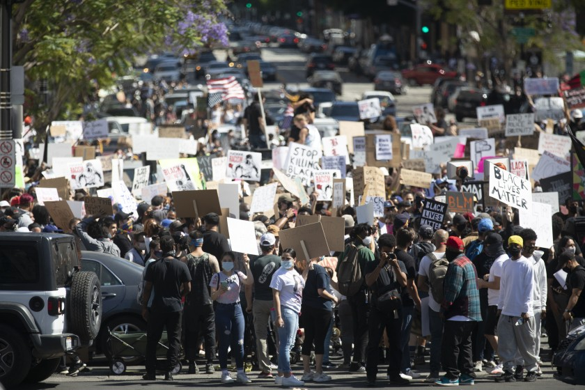 Opinion: Let's focus our protests to get political results