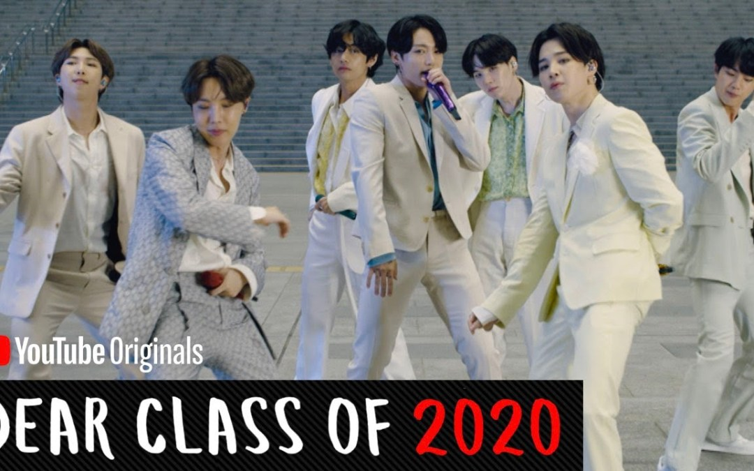 Leaders, artists and YouTube creators celebrate graduates in 'Dear Class of 2020'