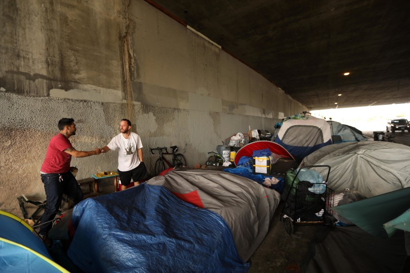 COVID-19 disproportionately impacts people experiencing homelessness