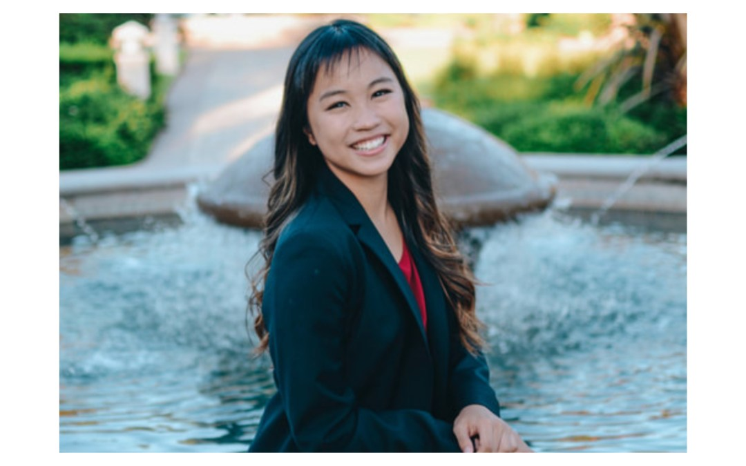 Q&A: Meet Bethany Huang, the 18-year-old candidate for Irvine's Board of Education