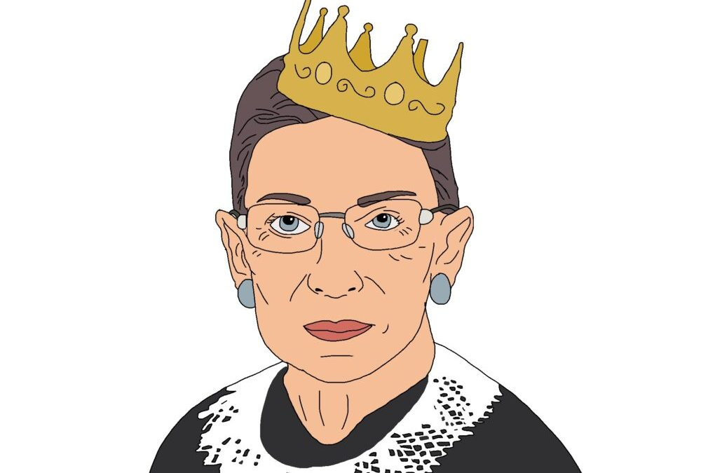 Opinion: A tribute to Ruth Bader Ginsburg, an inspiration to all