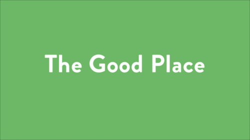Review: NBC's 'The Good Place' is worth the watch
