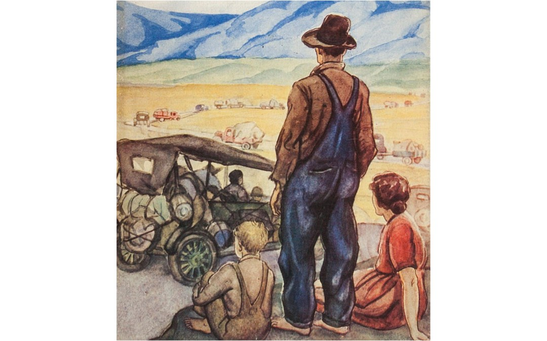 Opinion: The Grapes of COVID-19 — How John Steinbeck's 1939 novel 'The Grapes of Wrath' is relevant today