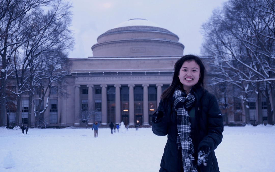 Bytes of Tech: Meet MIT student Rona Wang — writer, mathematician and computer scientist