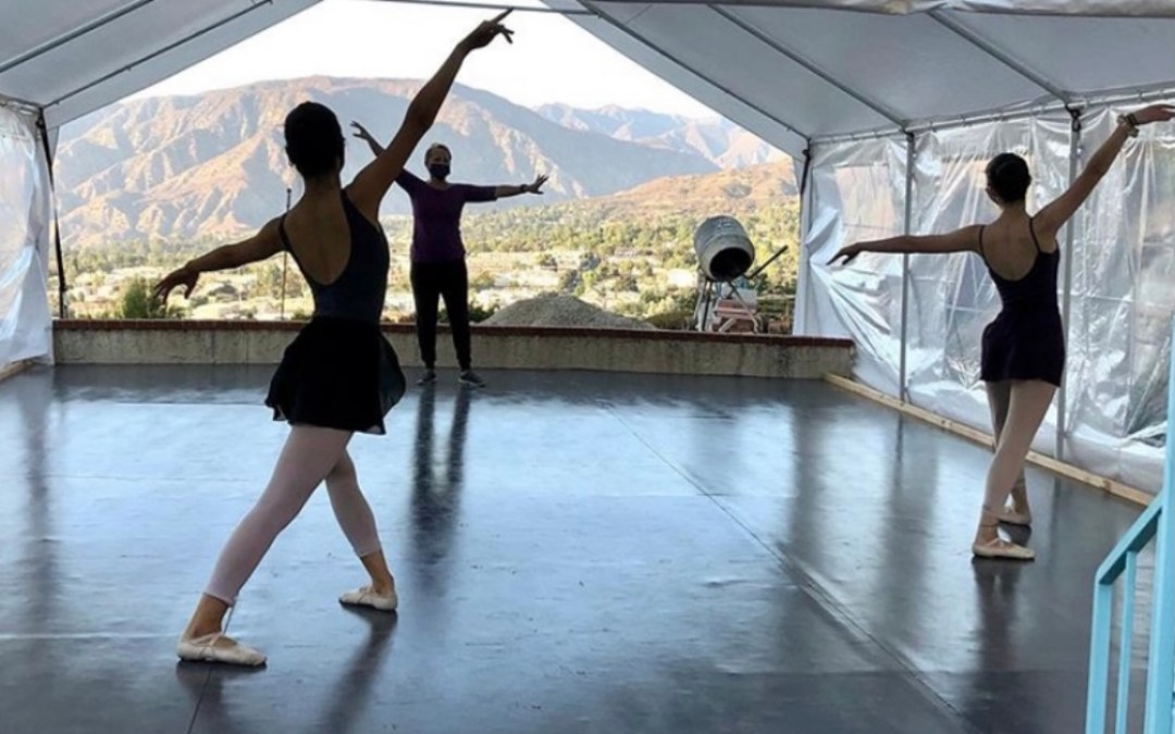 Column: How COVID-19 changed dance for me
