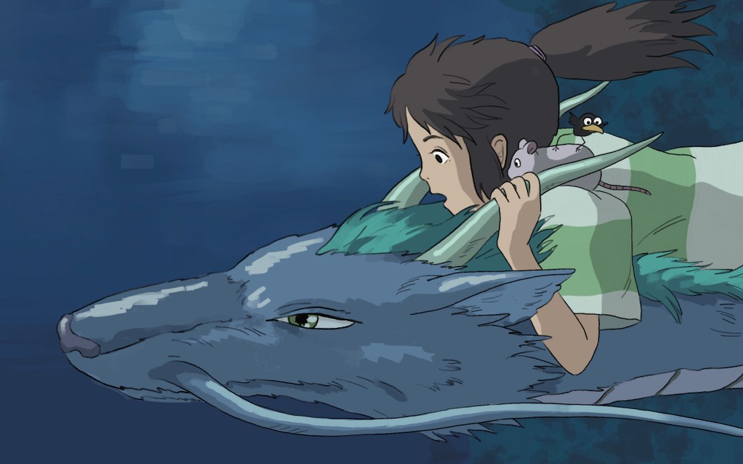 Review: Immersive realism within Studio Ghibli films