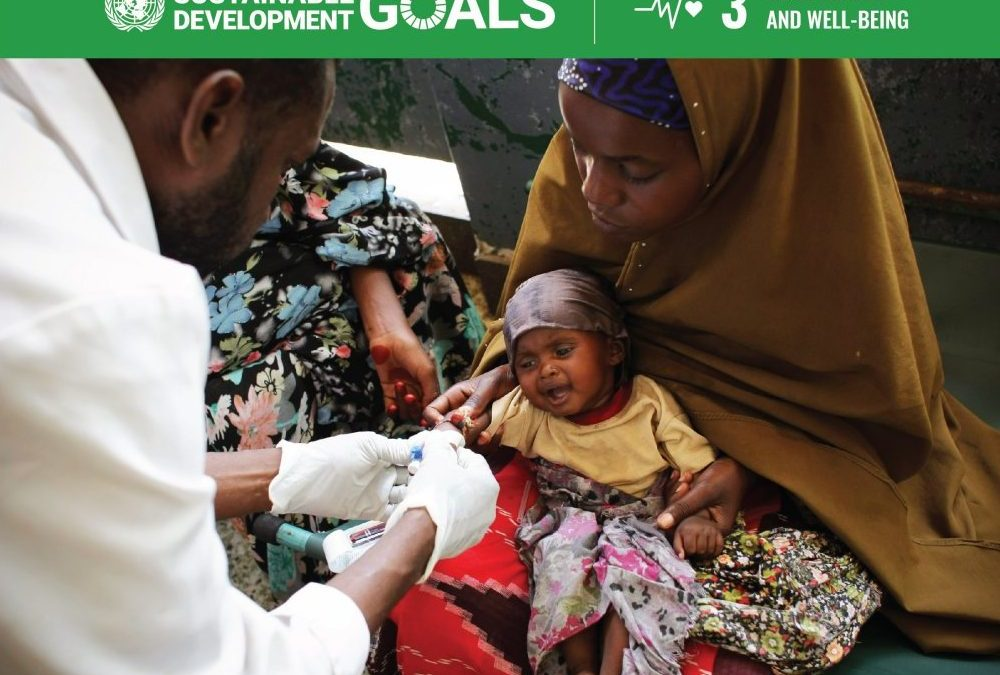 Opinion: The United Nations' Goal 3: Good Health and Well-Being