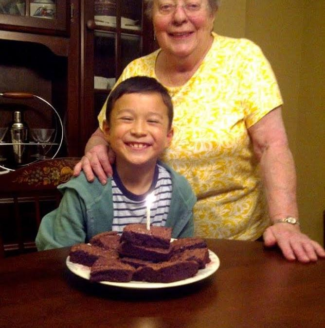 Column: Gen Z and Elders — Finding common ground between Evie and me, a special grandmother