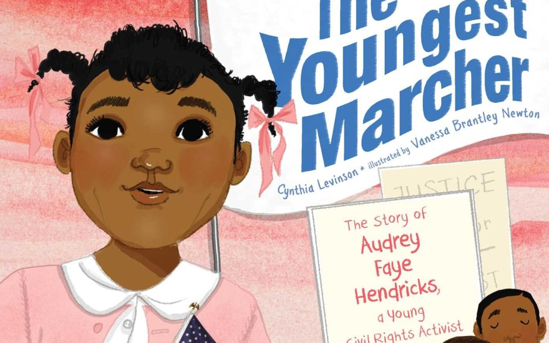 'The Youngest Marcher': A conversation with Cynthia Levinson and Vanessa Brantley-Newton about diversity in children's books, anti-racism and youth activism