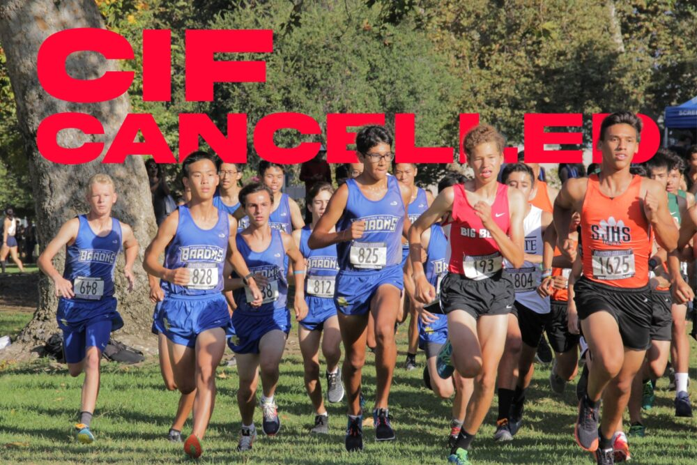 CIF Southern Section cancels fall sports championships