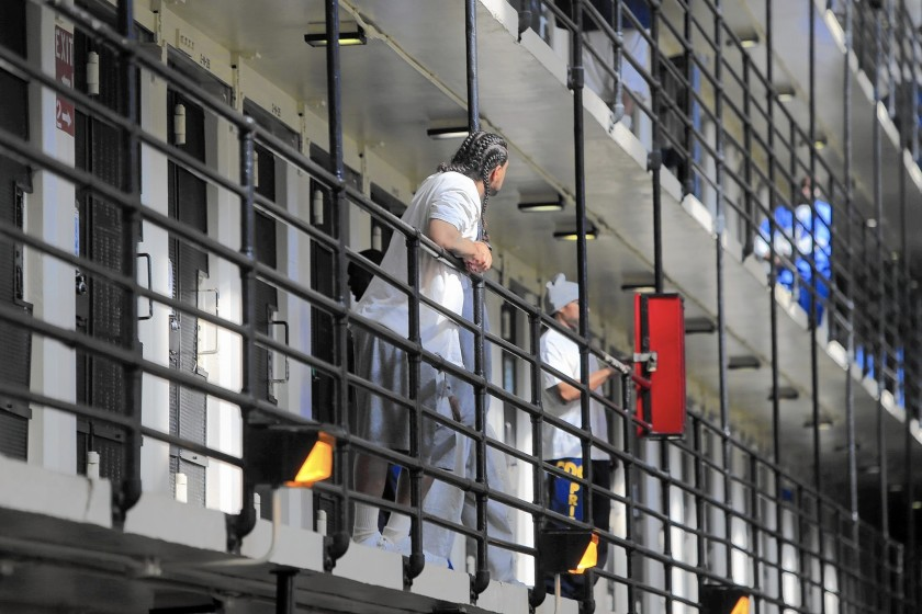 Opinion: A brief discussion on mass incarceration — The U.S. prison system needs reform