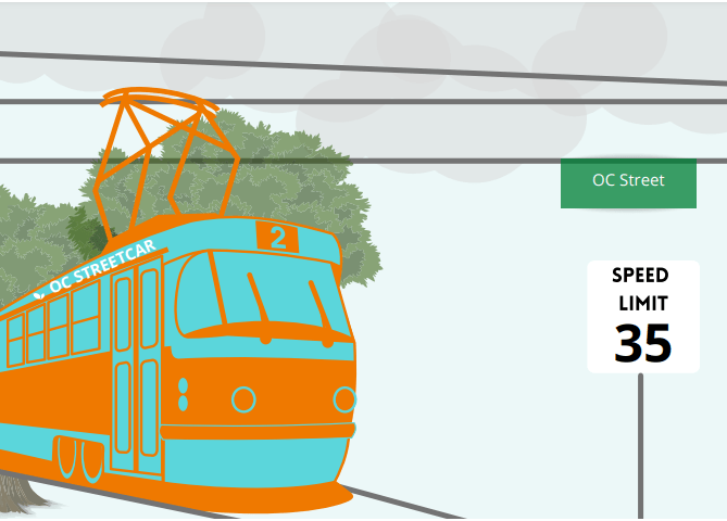 OC Streetcar set to finish construction by next year