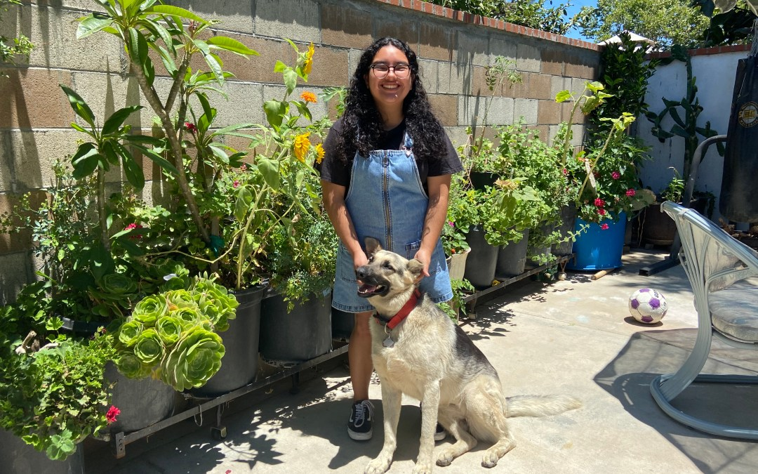 A voice for Santa Ana residents: Maria Alegria uses journalism to amplify her community's concerns
