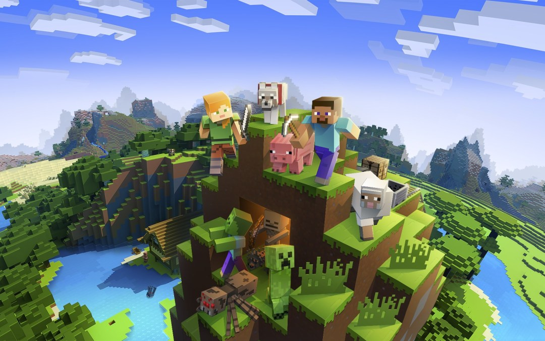 Review: Surviving the pandemic with 'Minecraft'