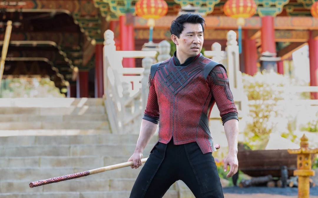 Marvel's first Asian-lead superhero, Shang-Chi