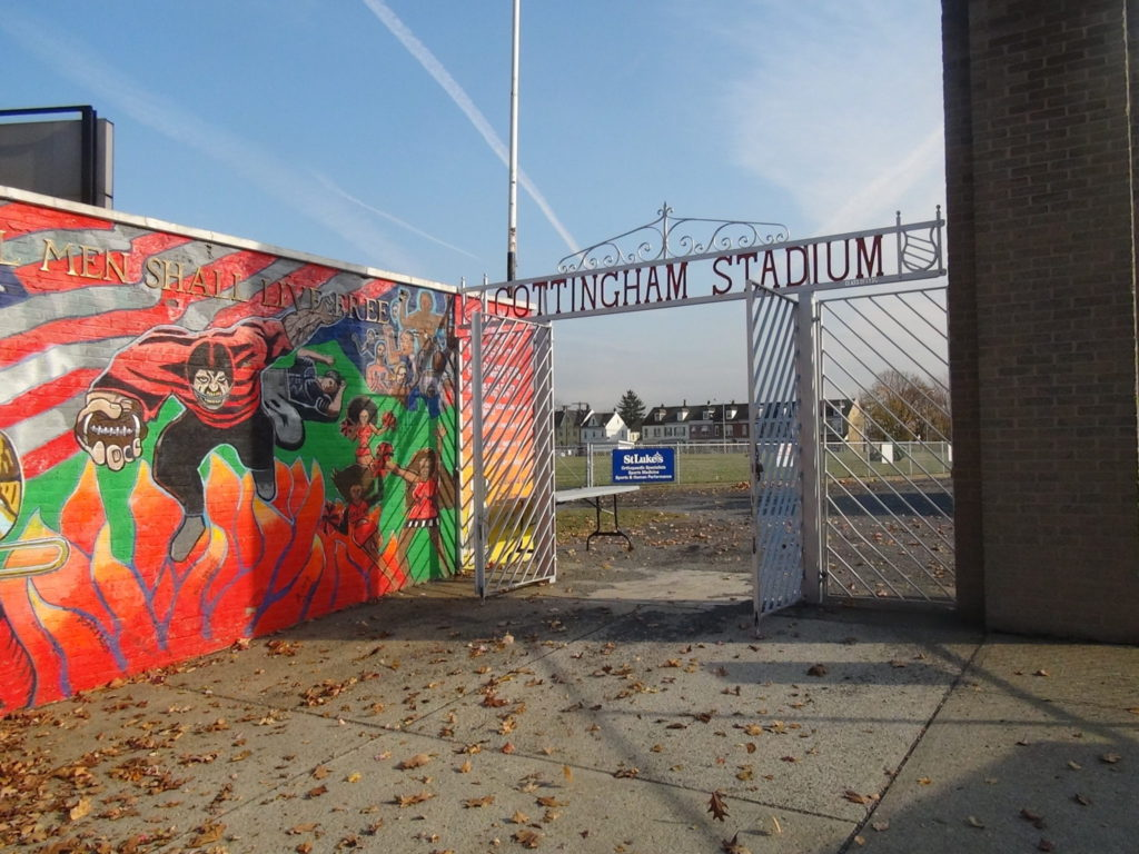 cottingham stadium