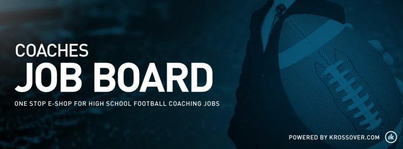 high school football jobs