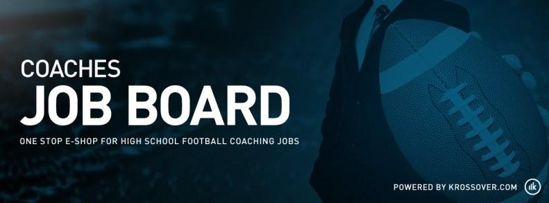 high school football jobs